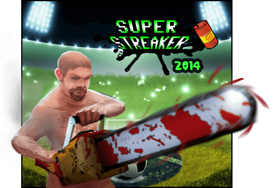 Super Streaker World Cup 2014